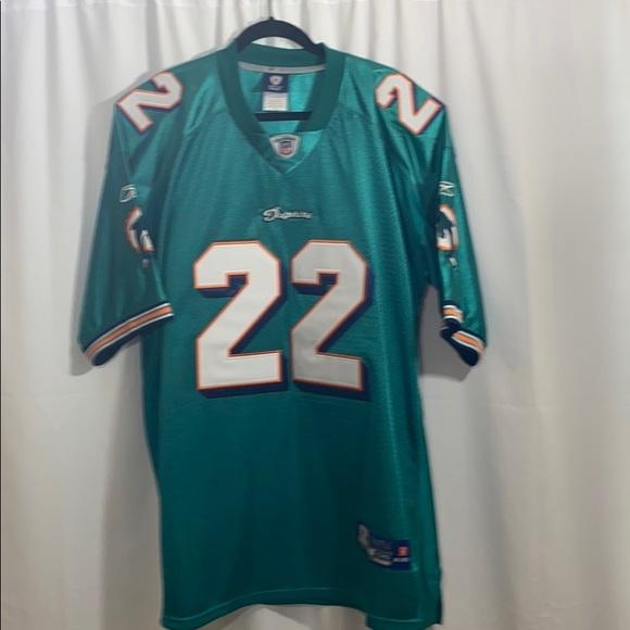 Nike Reggie bush Miami dolphins jersey stitched